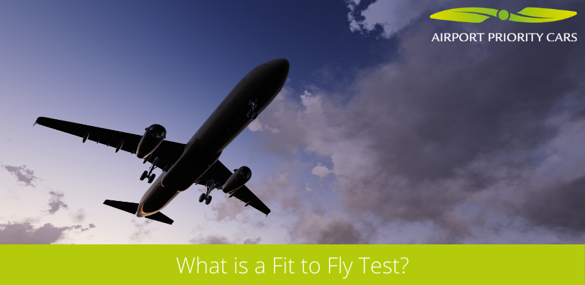 What is a Fit to Fly Test?